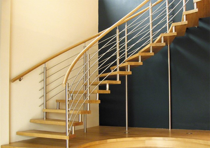 Handrails stylish
