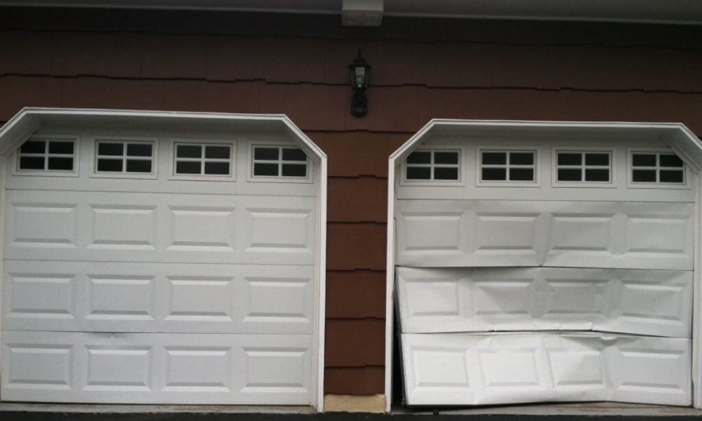 carport door repair